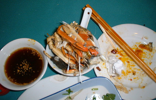 Hairy Crab - The Aftermath
