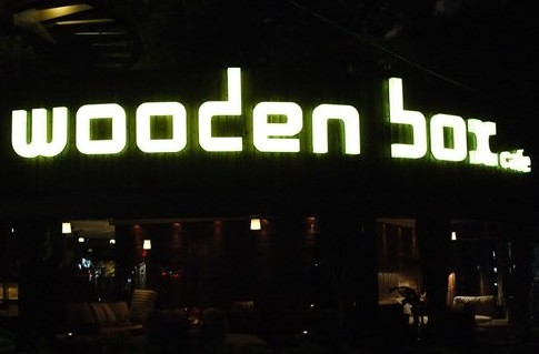 Wooden Box Cafe