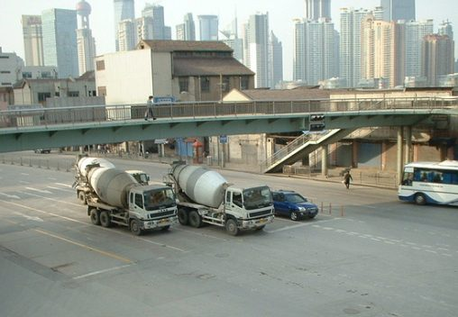 Truck f1 race shanghai