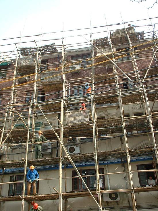 Bamboo Scaffolding Babylon